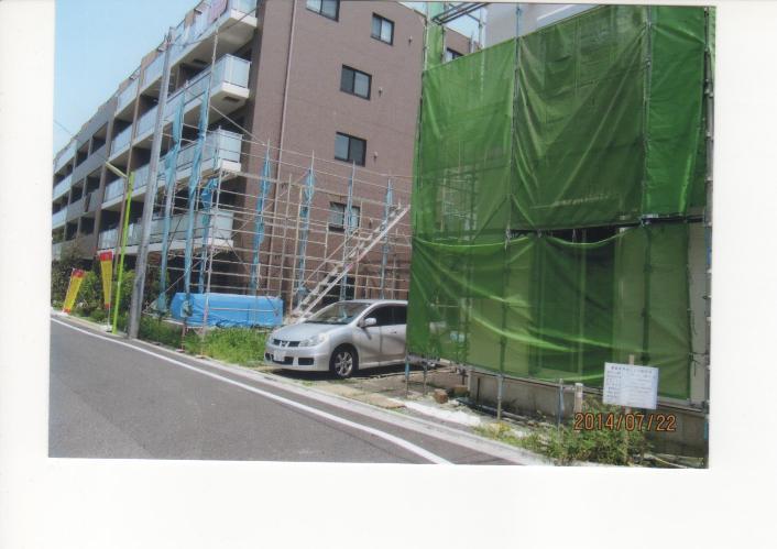 B小 墓地計画地跡に建ったマンション2014.7.22.jpeg